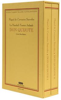 Don Quijote (2 Cilt Tak�m)