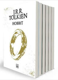 J. R. R. Tolkien Seti - 6 Kitap Tak�m