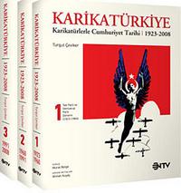 Karikat�rkiye - Karikat�rlerle Cumhuriyet Tarihi (1923-2008)