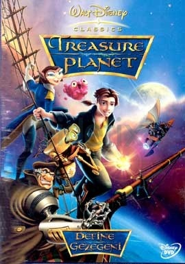 define-gezegeni-treasure-planet-ron-clements