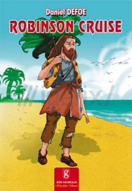 Robinson Cruise - Daniel Defoe - %25 indirimli : Kitap İbrahim AY.