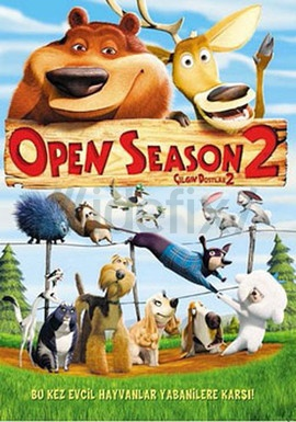 open-season-2-cilgin-dostlar-2-various