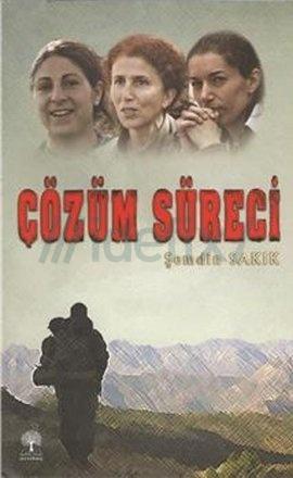Şemdin Sakık'ın yeni kitabı Çözüm Süreci...