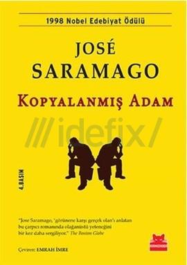 Kopyalanmış Adam - Jose Saramago