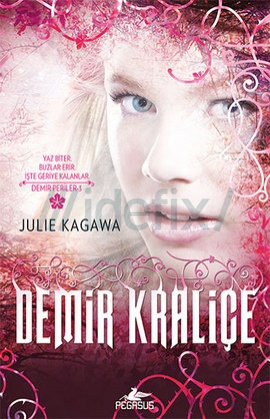 Demir Kraliçe – Julie Kagawa ePub eBook Download PDF e-Kitap indir