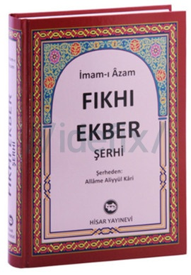 Fıkh-ı Ekber Şerhi – İmam-ı Azam PDF e-kitap indir